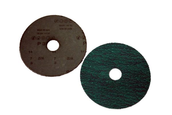 ZIRCONIA RESIN FIBER DISC