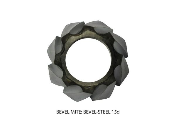 Bevel Mite Bevel Heads - Steel