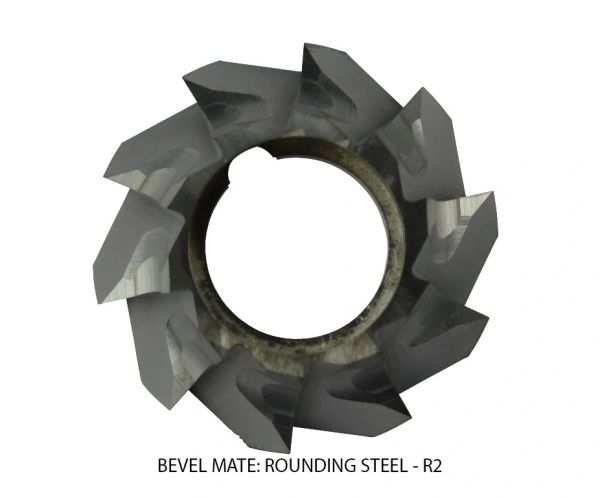 Bevel Mate Rounding Heads - Steel or Aluminum