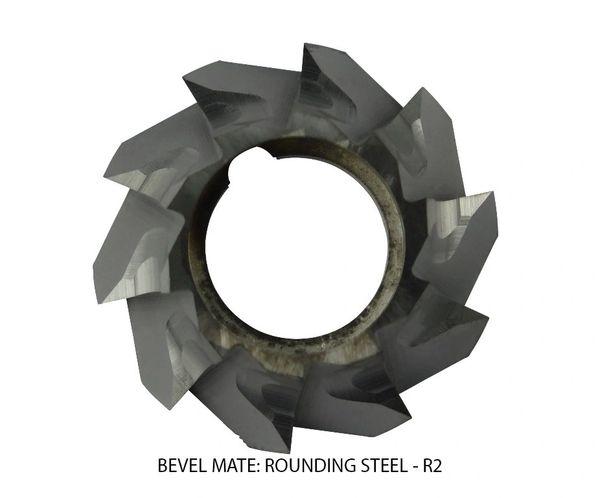 Bevel Mate Rounding Heads - Steel or Aluminum