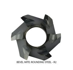 Bevel Mite Rounding Heads - Steel or Aluminum