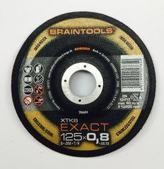 "BRAINTOOLS XTK8 EXACT C/O WHEEL 5""x.032""x7/8"" T27"