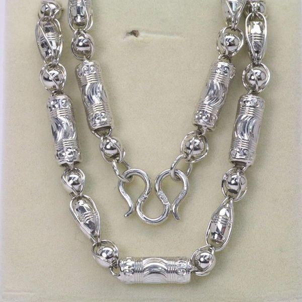 Platinum Necklace