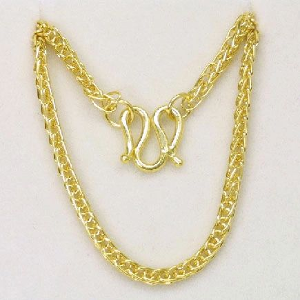 24K Gold Necklace