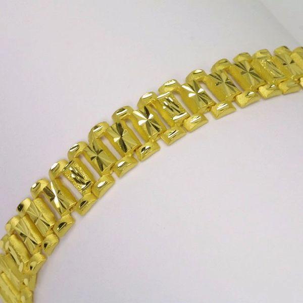 24K Gold Bracelet