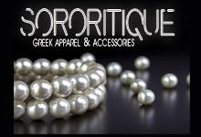 Sororitique - Greek Sorority Apparel & Accessories