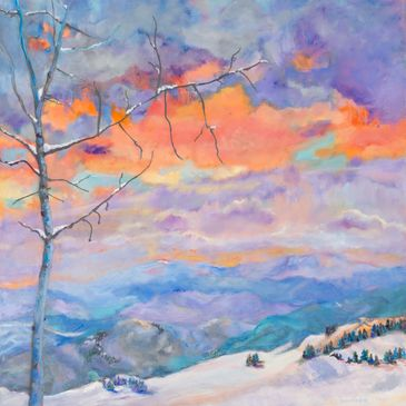 Steamboat Springs CO Artist Marion Kahn, Oil Paintings and Fine Art Jewelry