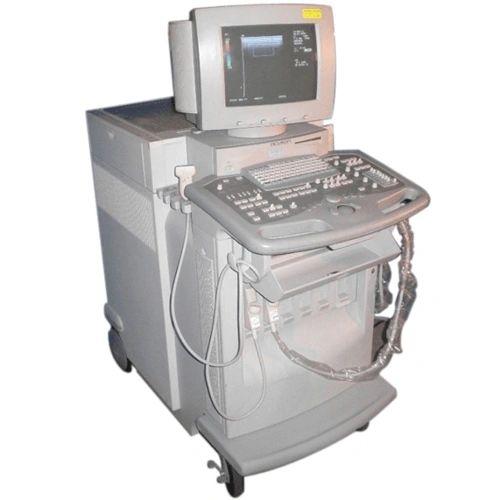 Acuson Aspen Advanced Ultrasound- No Hardware