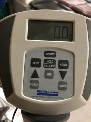 HEALTH O METER 597KL Scale