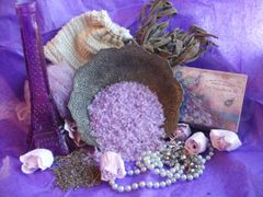 Relaxing Lavender Chamomile Bath Salts