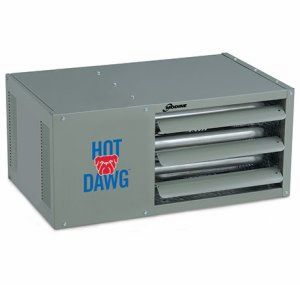 Hot Dawg® Power Vented (HD)