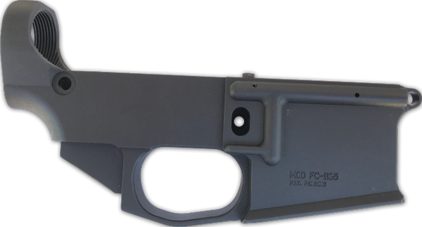 CLOSEOUT FC-1135 80% Mil-Spec Lower for Post 2017 California compliant fixed rifle builds