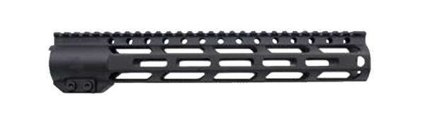 "MX-12 M-LOK COMPATIBLE FREE FLOAT RAIL - AR15 (12"")"