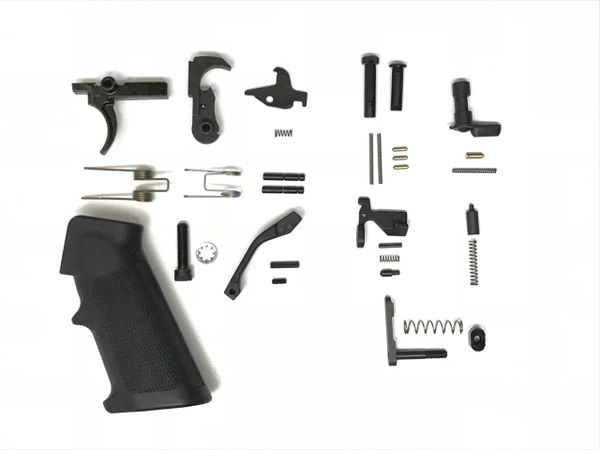 AR15 Premium Lower Parts Kit | Torque Precision