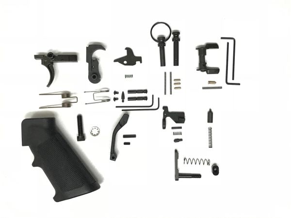AR15 Premium Enhanced Lower Parts Kit | Torque Precision