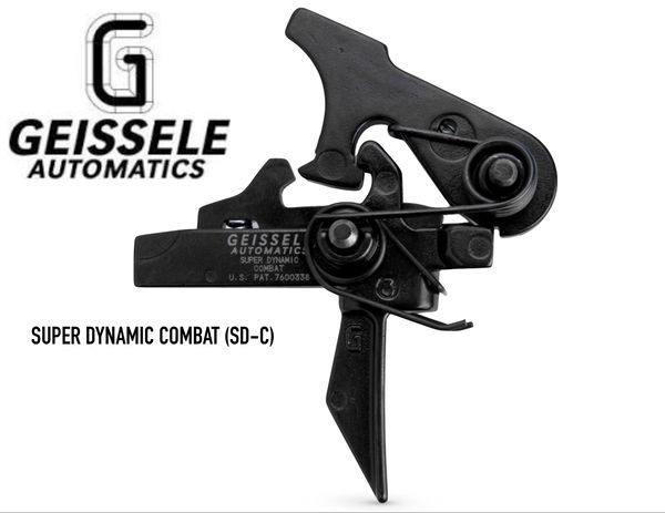 Geissele Automatics - Super Dynamic Combat (SD-C) Trigger System