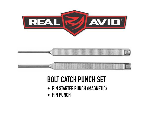 Bolt Catch Punch Set by Real Avid