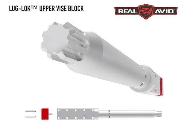 AR15 Lug-Lok™ Upper Vise Block by Real Avid