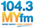 104.3 MYfm More Music More Variety