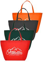 Non Woven Budget Tote Bags / ITEM # TO75128