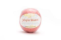 Maple Bacon Bath Bomb
