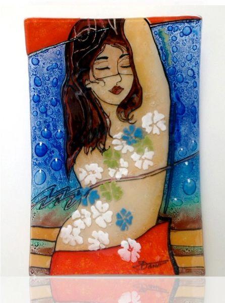 Spanish Dancer - Glass