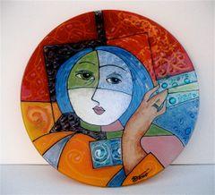 Lucilla - Glass (Sold)