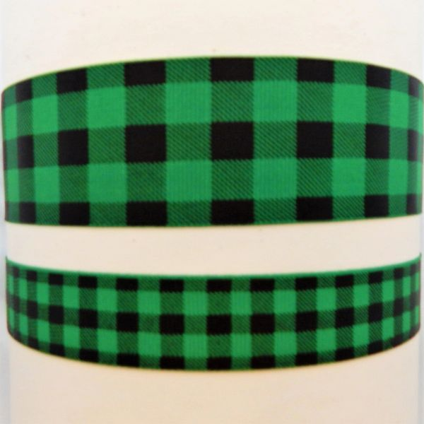 Buffalo Plaid - Green
