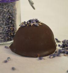 Lavender Mint Vegan Truffle