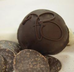 Blackberry Vegan Truffle