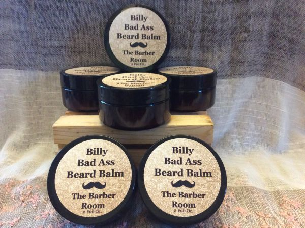 2 Oz. The Barber Room Beard Balm