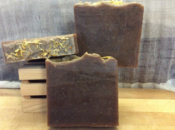 Green Tea & Tumeric Soap