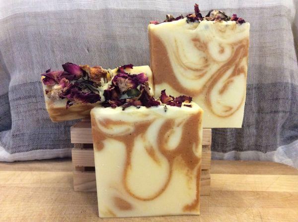 Sweet Roses & Oranges Soap