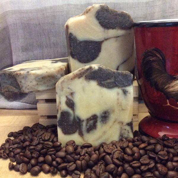 Brazilian Espresso & Coffee Butter Soap