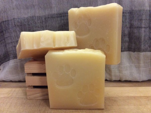 Dog Flea & Tick Shampoo Soap