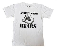 Asbury Park Bears T Shirt