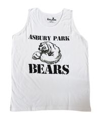 Asbury Park Bears Tank Top