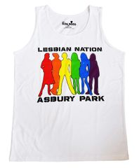 Lesbian Nation Tank