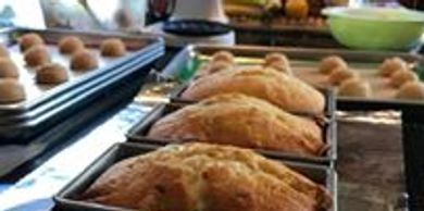 HandPies (peach,apple,pumpkin,pear) $3  Take and Bake Cinnamon Rolls  (pick up Friday) Apple or Plai