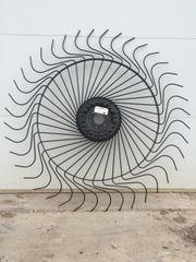 Tonutti Rake Wheel LH