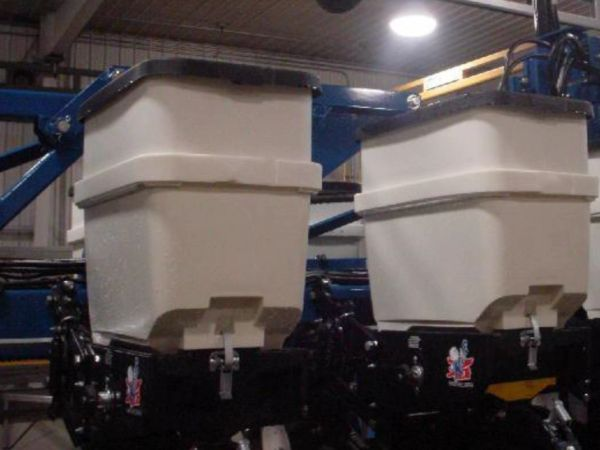 Planter Box Extension to fit Kinze
