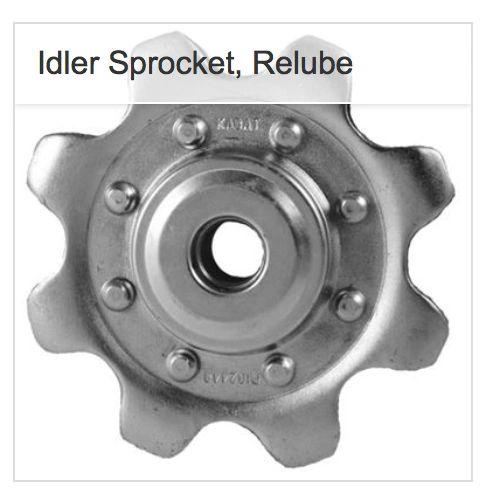 Lower Idler Sprocket Relube Bearing