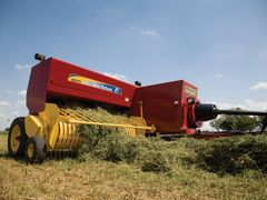 Poly Band fits New Holland Small Square Baler