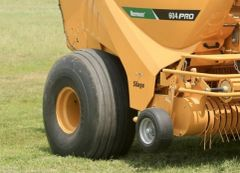 Poly Band fits Vermeer Pro Balers