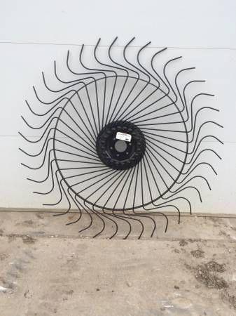 """60"""" Sitrex Rake Wheels"""