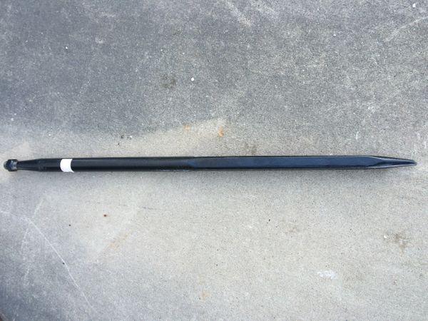 Herschel Heavy Duty Conus 2 Threaded Bale Spear