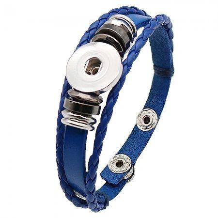 Leather_Bracelet_KC0284_Blue