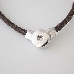 necklace_kb3395 BROWN