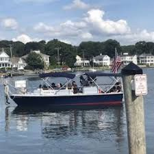 Tues, September 24, 2019 Mystic Harbor Cruise
