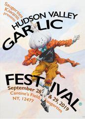 Sat, September 28, 2019 Garlic Festival